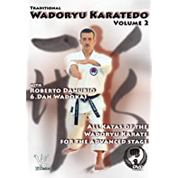 Traditional Wadoryu Karate-Do Volume 2: Advanced Wadoryu Karate Katas