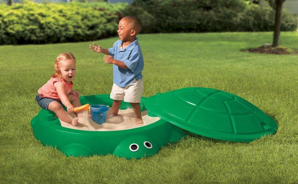 Little Tikes 436300072 – Schildkrötensandkasten, grün jetzt kaufen