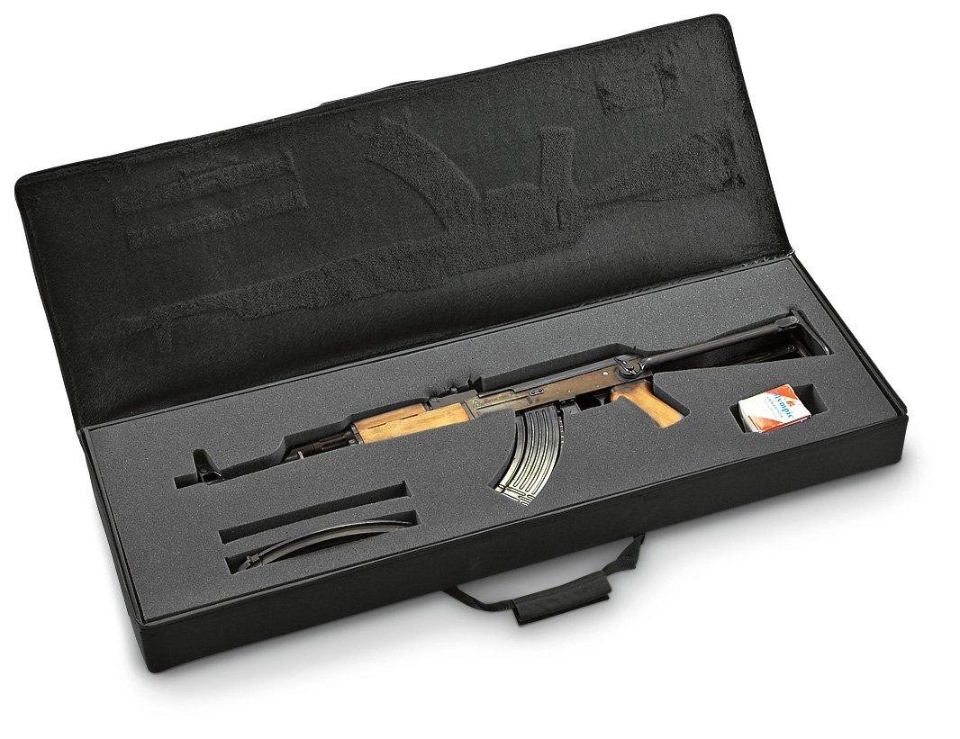 Bulldog® AR-15 Tactical Rifle Case, Black Hunting Rifle ...