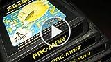 Classic Game Room - PAC MAN For Atari 2600 Review