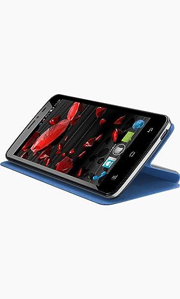 NGM Forward Ruby Smartphone débloqué (Ecran: 4.5 pouces) Noir (import Italie)