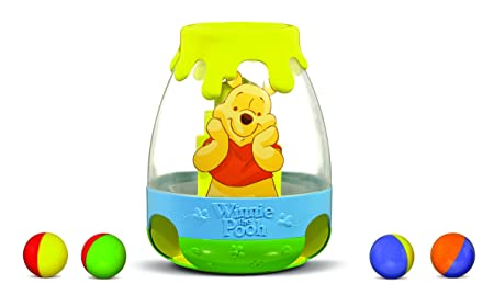 Tomy Jeux de Balle et de Ballon mon Tourbillon Surprise Winnie