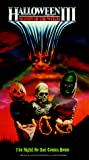 Halloween 3 - Season of the Witch [VHS]