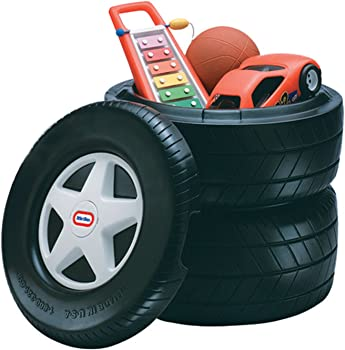 Little Tikes Racing Tire Toy Chest