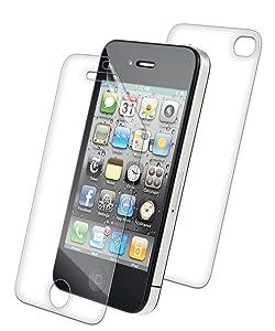 Zagg InvisibleShield - Protector de pantalla (Teléfono móvil/smartphone, iPhone 4, 4S) - Electrónica Comentarios de clientes y más información