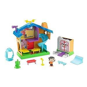 Fisher Price Julius Jr Rock n Playhouse Box