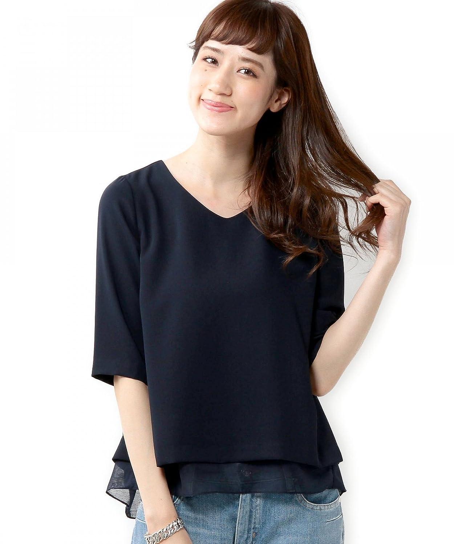 Amazon.co.jp: (ジュエルチェンジズ) Jewel Changes JOCLR カサネ V/N P/O 66116990491 79 Navy フリー: 服&ファッション小物通販