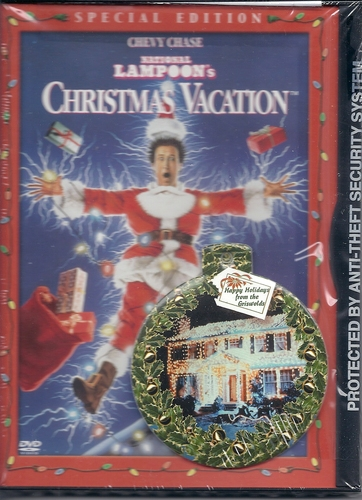 Tom Clark Chevy >> Amazon.com: National Lampoon's Christmas Vacation (Special Edition): Chevy Chase, Beverly D ...