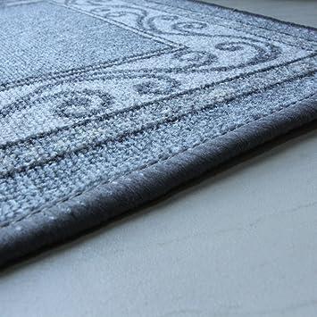 9 tapis gris clair pour couloir couloir et entr e antid rapant lavable lavable en. Black Bedroom Furniture Sets. Home Design Ideas