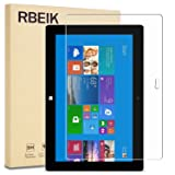 Microsoft Surface Pro 2 Glass Screen Protector, RBEIK Premium Anti-Scratch Tempered Glass Screen Protector for Microsoft Surface Pro 2 10.6 Inch/Surface Pro 1st/ Surface 2/ Surface RT1/ RT2