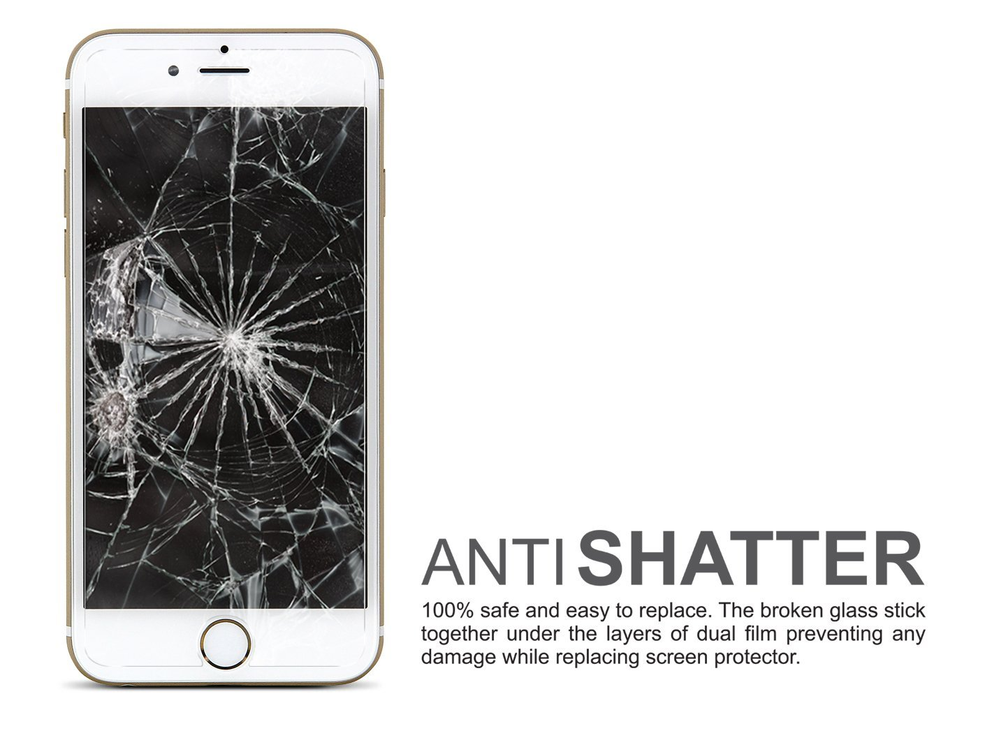 Mtt Tempered Glass Screen Protector Guard For Apple: Amazon: Electronics