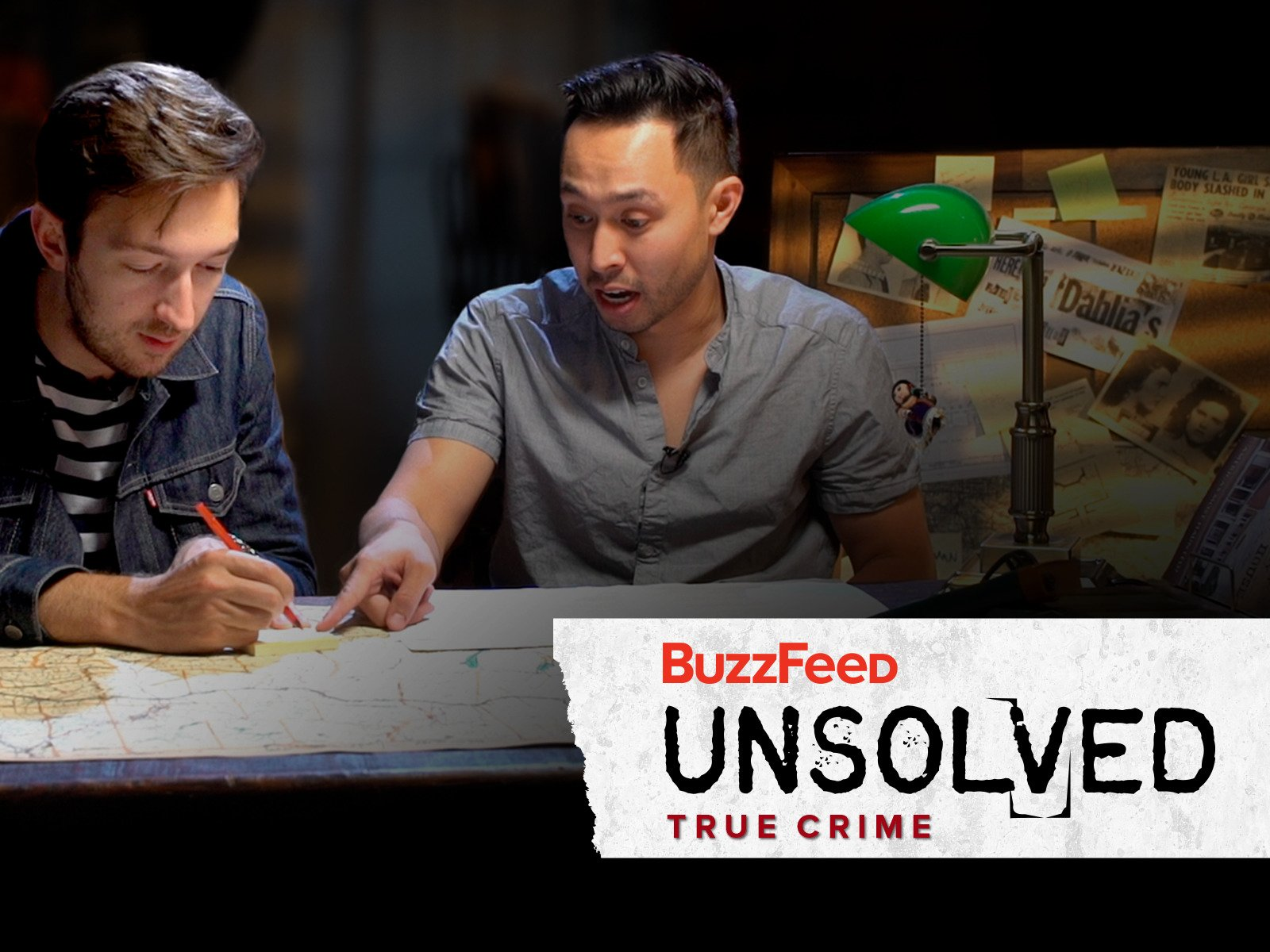 BuzzFeed Unsolved: True Crime on Amazon Prime Video UK