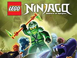 LEGO Ninjago: Masters of Spinjitzu: The Complete Second Season [HD]