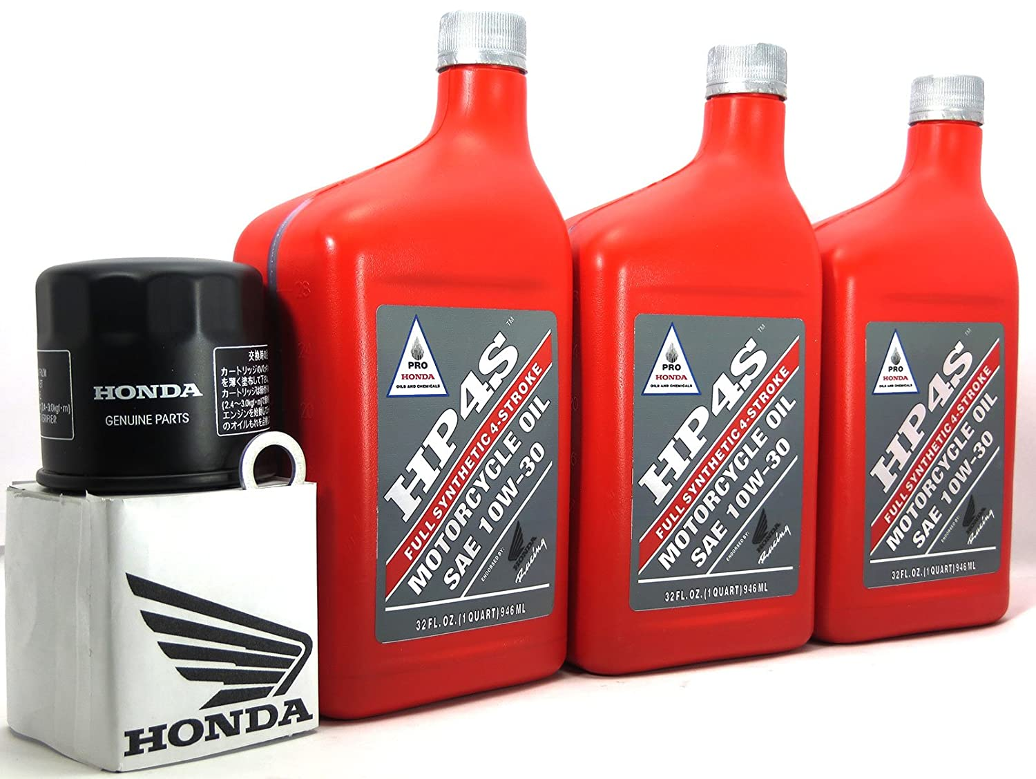 2008 HONDA HP4S CBR600RR/RA OIL CHANGE KIT