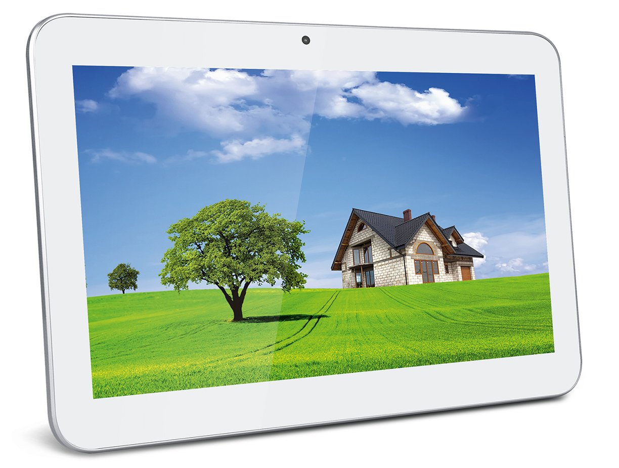 Upto 30% Or More off On Tablets By Amazon   iBall Slide 1026-Q18 Tablet (10.1 inch, 8GB, Wi-Fi+3G+Voice Calling), White @ Rs.6,999