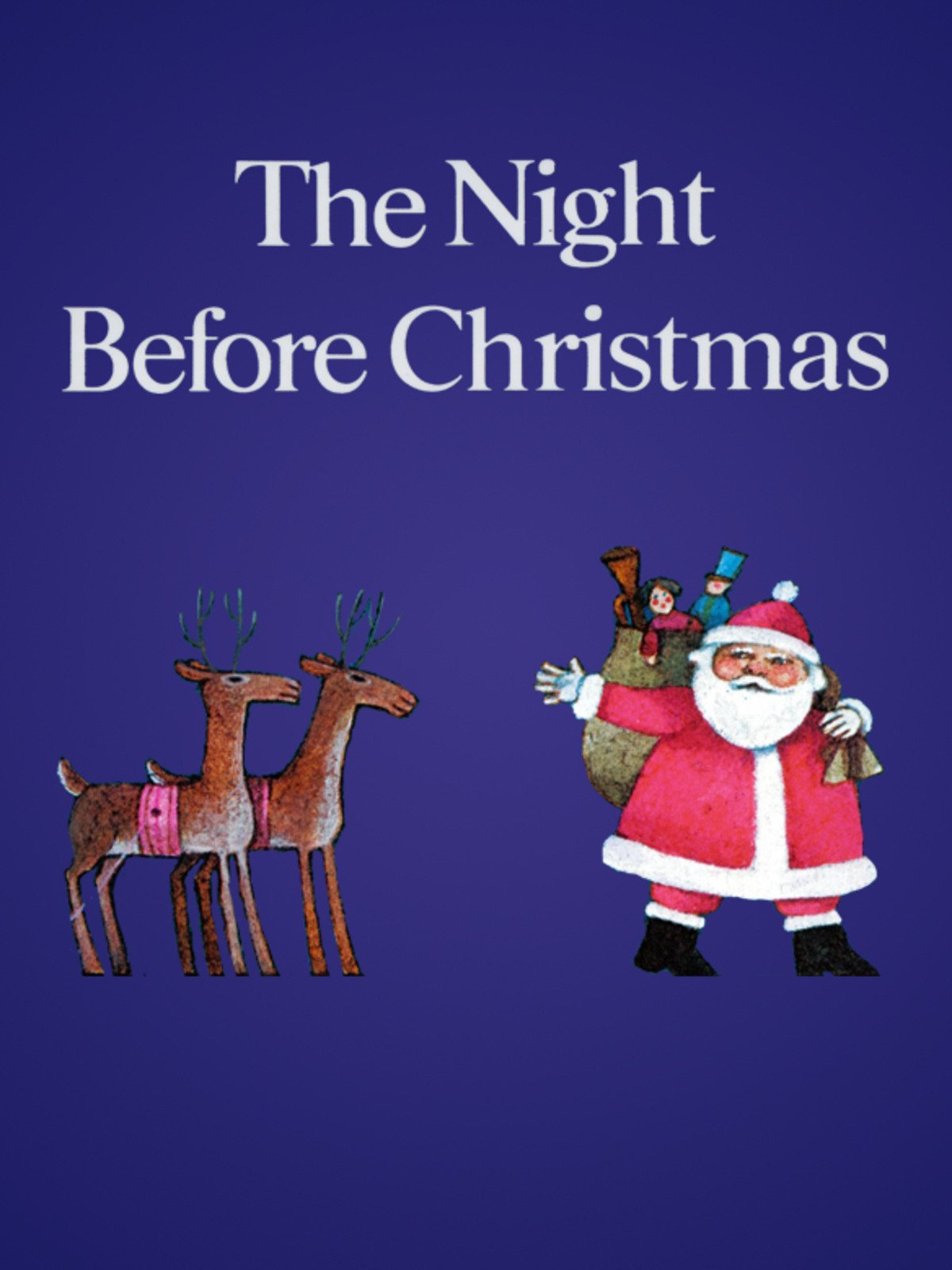 The Night Before Christmas on Amazon Prime Instant Video UK