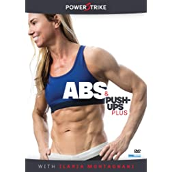 Powerstrike: Abs & Push-ups with Ilaria Montagnani