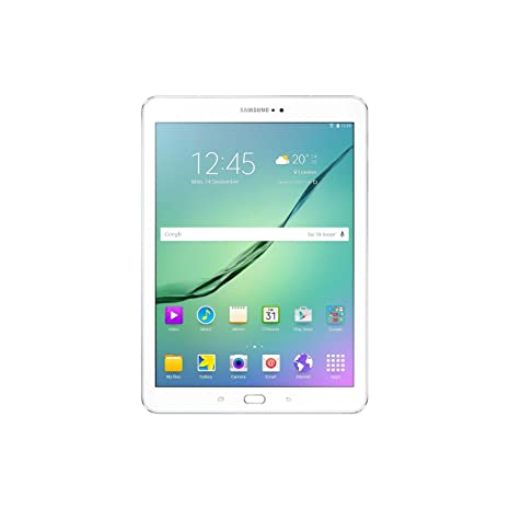 """Samsung Galaxy Tab S2 4G Tablette tactile 9,7""""(24,65 cm)(32 Go, Android, 1 Prise Jack, Blanc)"""