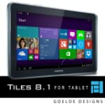 Windows 8.1 Theme for Tablets