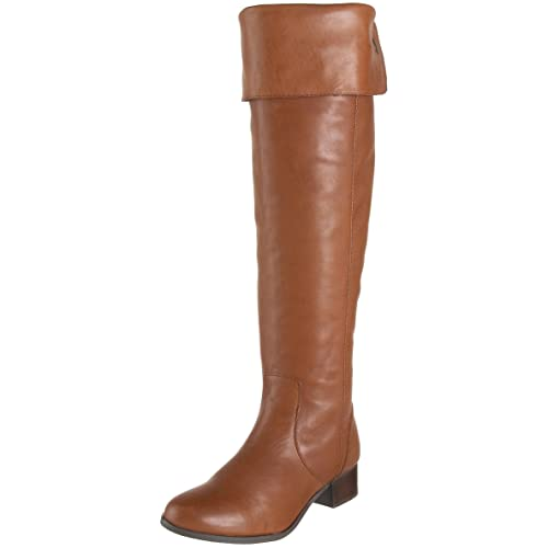 (历史最低) Seychelles Women's True Story Riding Boot 女士真皮长靴 $68.99 颜色grey