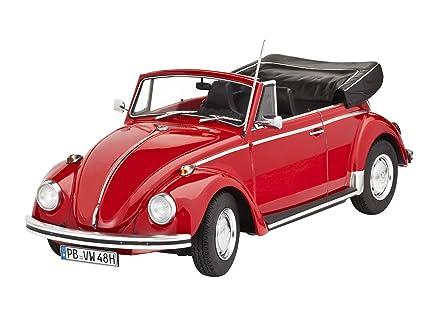 Revell - 67078 - Maquette - Model Set Vw Beetle Cabriolet'70