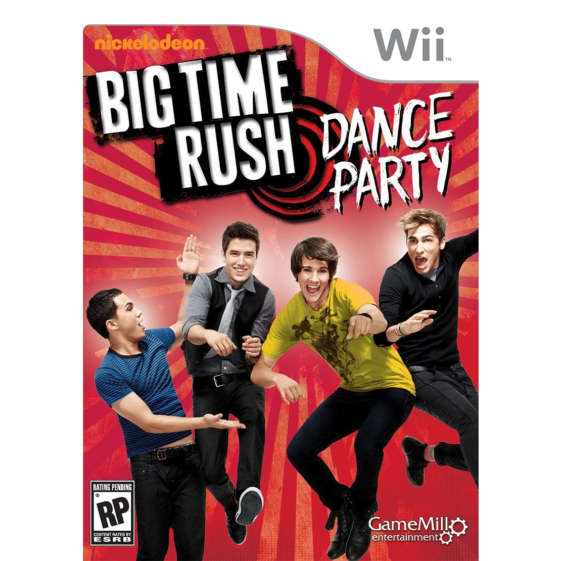 Big Time Rush Dance Party & Big Time Rush Backstage Pass