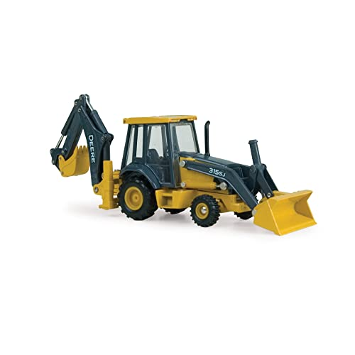 Ertl Collectibles 1:50 John Deere 315SJ Backhoe Loader