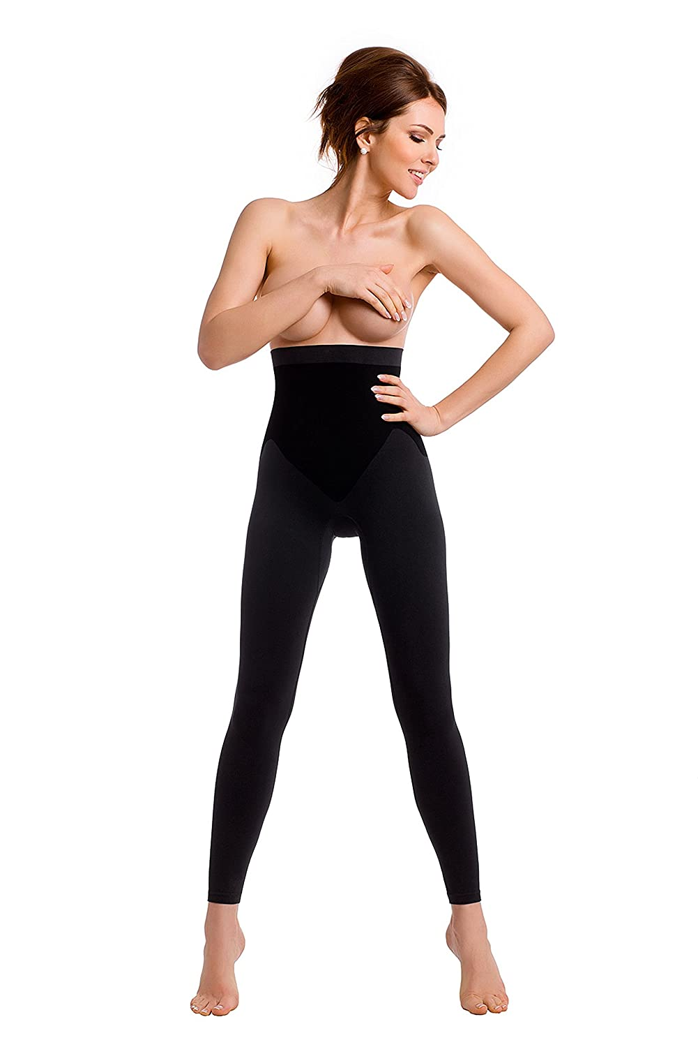 envie Shapewear Leggings figurformend hoch tailliert