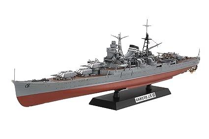 Tamiya - 78022 - Maquette - Bateau - Croiseur Leger Mikuma