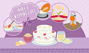 Grandma's Cakes - Wedding Cake, Chocolate Cake, Sponge Cake & Apple Pie! by TutoTOONS