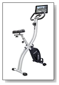 Innova Fitness XB350 Foldable Upright Bike Review