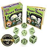 Story Time Dice: Scary Tales - Glows in the Dark! by Imagination Generation (Color: Multi)