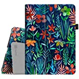 Fintie iPad 9.7 2018/2017, iPad Air 2, iPad Air Case - [Corner Protection] Premium Vegan Leather Folio Stand Cover, Auto Wake/Sleep for Apple iPad 6th/5th Gen, iPad Air 1/2, Jungle Night (Color: ZC-Jungle Night, Tamaño: 9.7 Inch)