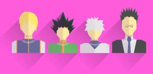 Guess the Hunter X by 9Quiz - Multiplayer Trivia