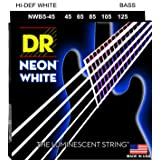 DR Strings HI-DEF NEON Bass Guitar Strings (NWB5-45)