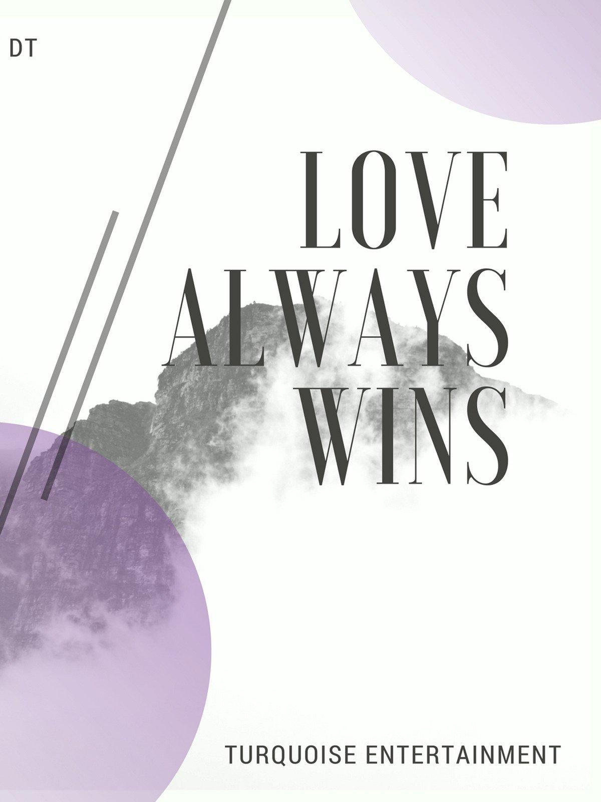 Love Always Wins on Amazon Prime Instant Video UK