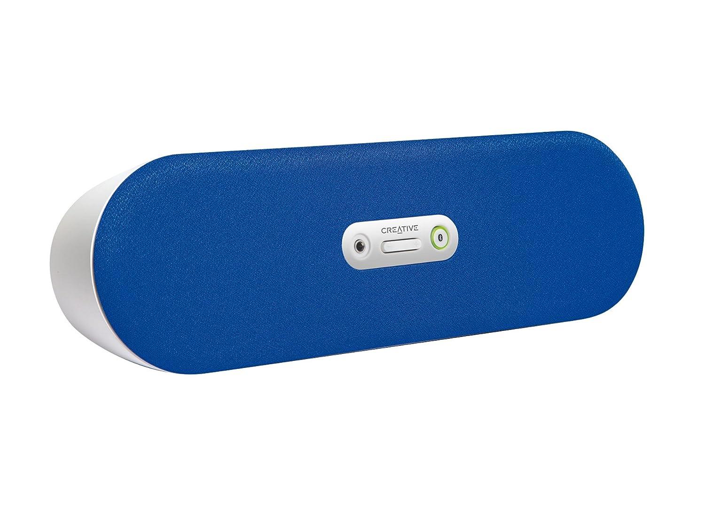 Lecteur Audio Radio  Wifi CREATIVE D80 BLEU