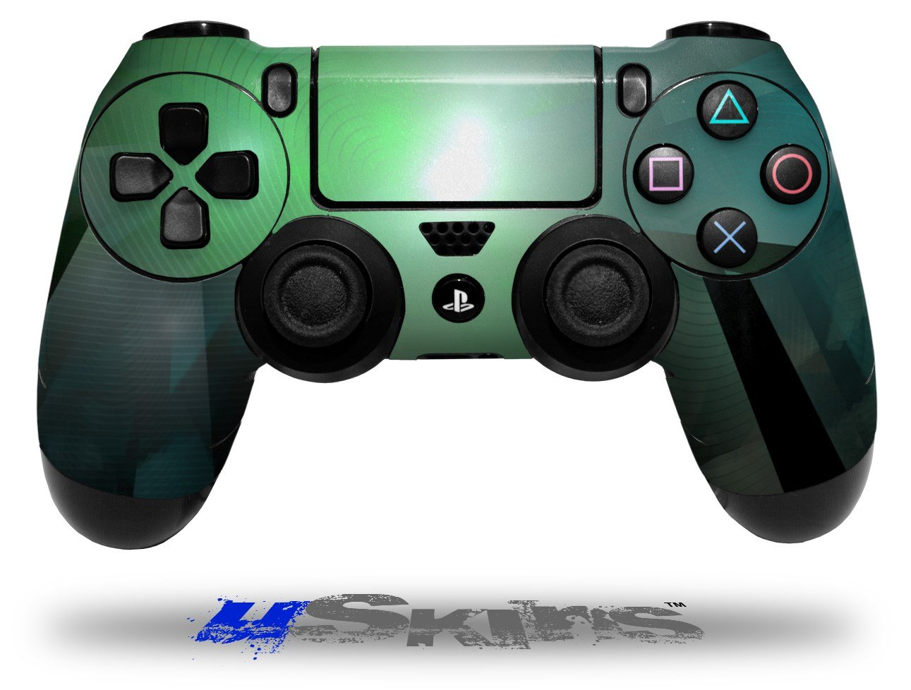 Наклейки для аксессуаров PlayStation 4 Sonic Boom - Decal Style Wrap Skin fits Sony PS4 Dualshock 4 Controller - CONTROLLER NOT INCLUDED