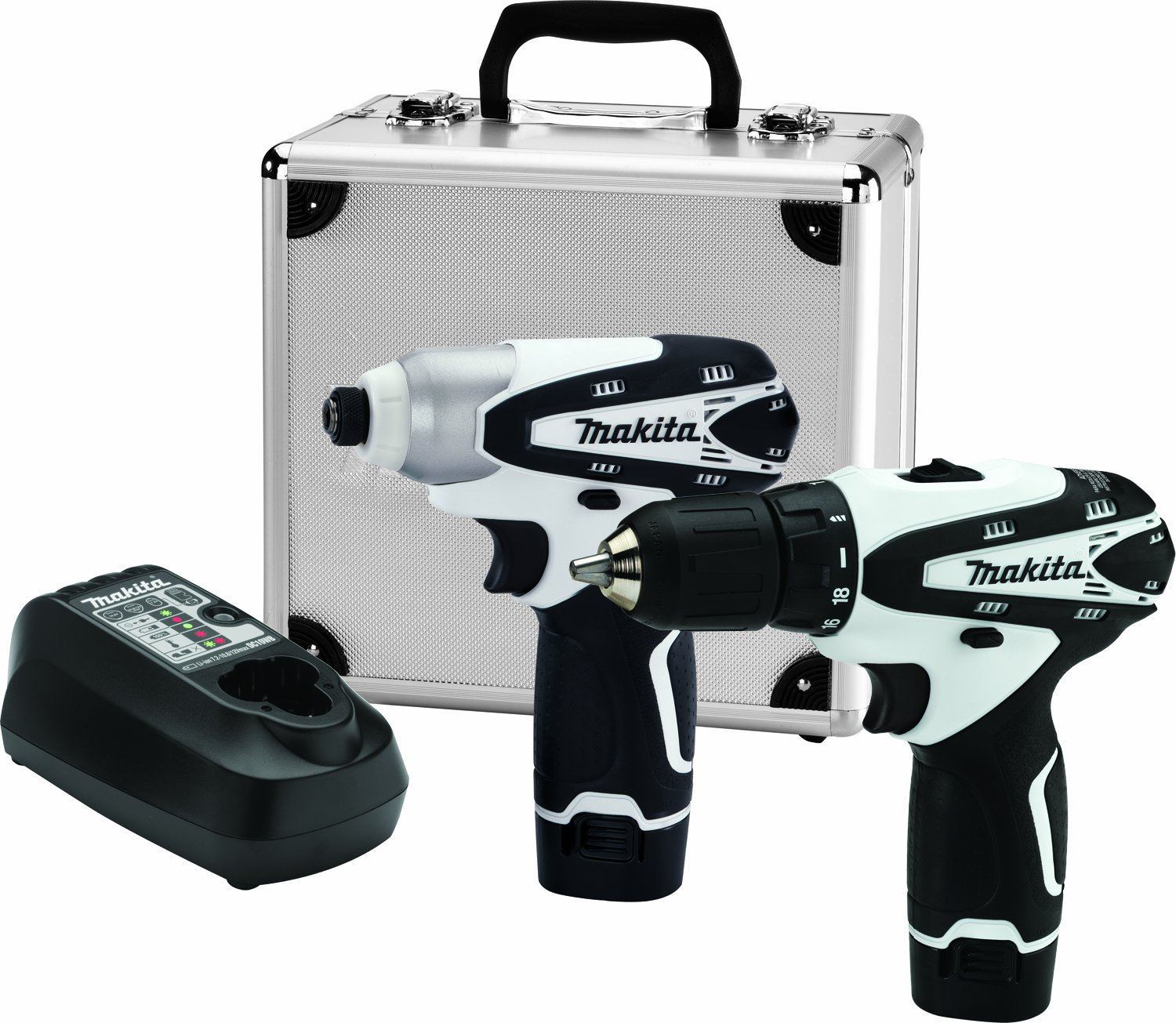 Makita LCT209W 12V max Lithium-Ion Cordless 2-Piece Combo Kit $99.00