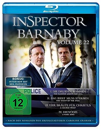 Inspector Barnaby Vol. 22 [Blu-ray]