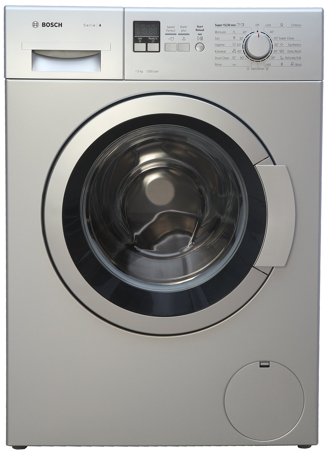 Deals on Bosch 7 kg Fully-Automatic Front Loading Washing Machine