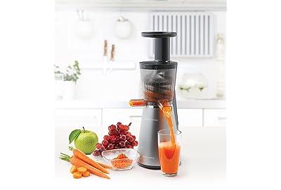 Juicepresso Best Juicer Cold Press Juicer is Dishwasher Safe & Easy to Clean