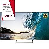 Sony XBR-65X850E 65-inch 4K HDR Ultra HD Smart LED TV (2017 Model) w/1 Month Netflix Subscription