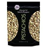 Wonderful Pistachios Salt & Pepper, 40 ounce (Tamaño: 2.5 Pounds)
