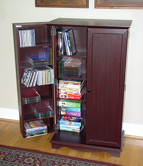 Entertainment Multimedia Cabinet Finish: Cherry