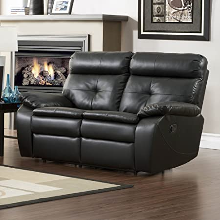 Cantrell Double Reclining Love Seat