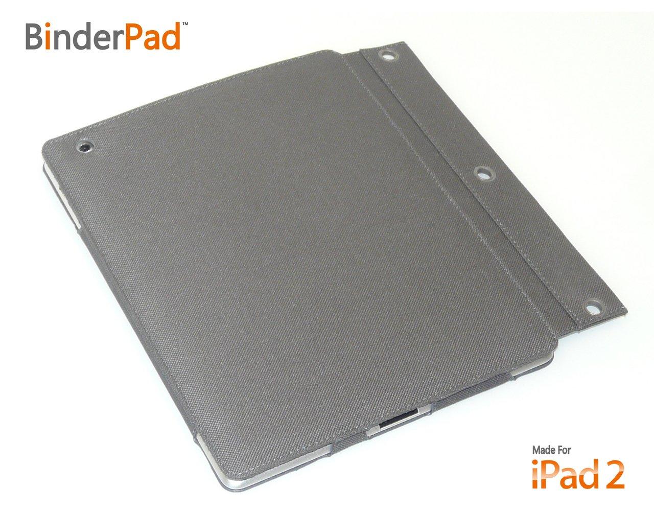 Ipad Binderpad Pouch Grey