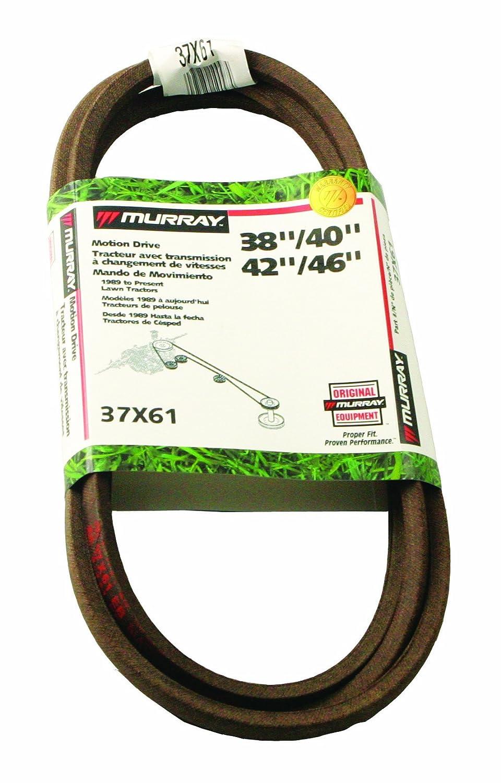 Murray Lawn Mower Belts : Murray ma drive belt for lawn mowers new free