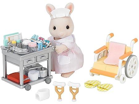 INFIRMIERE ET ACCESSOIRES / Country Nurse Set