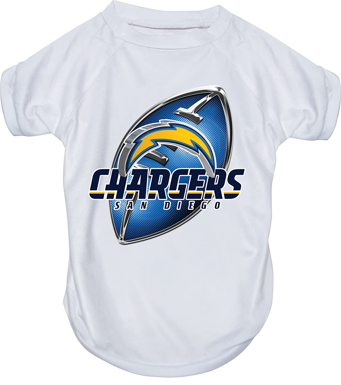 цена на Hunter MFG San Diego Chargers Performance T-Shirt, Large